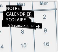Téléchargez le calendrier au format PDF